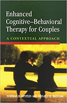 Book Enhanced Cognitive-behavioral Therapy for Couples: A Contextual Approach