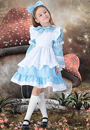 aef213ca48312 オーフォックス(Oxfox)ハロウィン衣装 ハロウィーン仮装 不思議の国のアリス 子供用