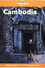 Lonely Planet Cambodia Paperback