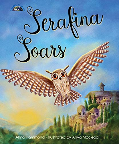 Serafina Soars (Travel With Me Book 3) by [Hammond, Alma]