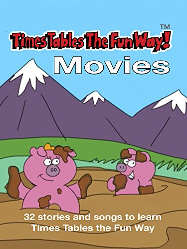 Times Tables the Fun Way Instant Movies