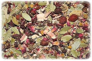 Berry Patch Potpourri