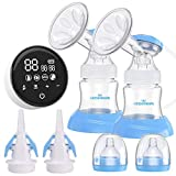 Best Electric Breastfeeding Pumps - Electric Double Breast Pump Eccomum Breastfeeding Pump Review