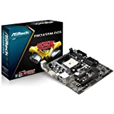 ASRock Socket FM2/AMD A55 FCH/DDR3/A&V&GbE/MicroATX Motherboard FM2A55M-DGS