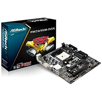 New Drivers: ASRock FM2A55 Pro+ AMD All-in-One