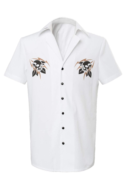 Karnestore DRB Division Rap Battle SAMATOKI AOHITSUGI Shirt Shirt Shirt Cosplay Kostüm Maßanfertigung 976722