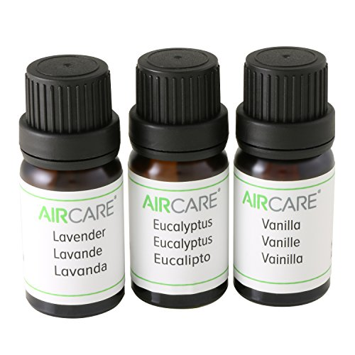 AIRCARE EOVEL103PK Variety Pack Essential Oil use in The AIR