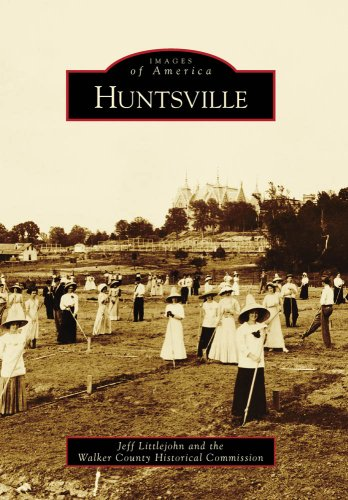 Huntsville (TX) (Images of America)