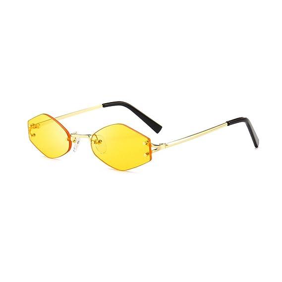 LQQSTORE Gafas De Sol De Mujer, Gafas De Sol De Moda De ...