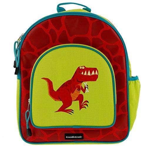 Kids Backpack - School, Camping or Travel Back Pack Bag (T-Rex)