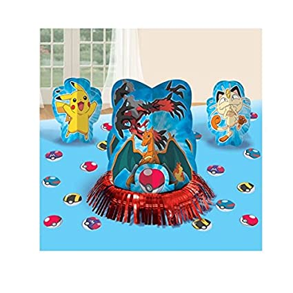 Paw Patrol Table Decorating Kit Birthday Party Supplies Center Piece