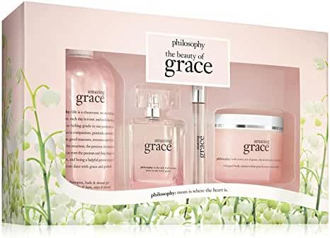Philosophy The Beauty of Grace for Women 4 Piece Gift Set