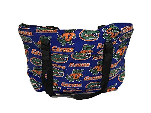 Florida Gators All Over Print Carry All Tote by Broad Bay Cotton