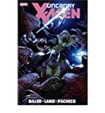 Front cover for the book Uncanny X-Men [2012], Volume 2 by Kieron Gillen
