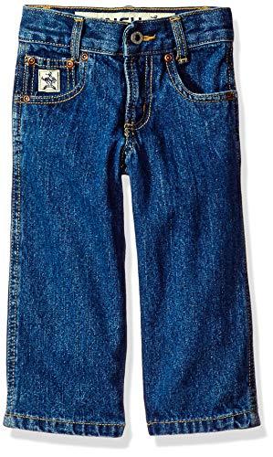 (Cinch Boys' Original Fit Toddler Jean Medium Stone wash 3T)