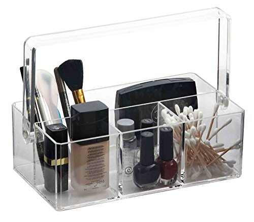 Home Basics Plastic Jewelry Organizer product image