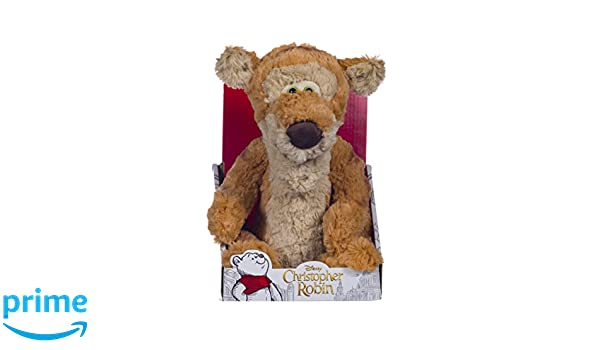 Disney Christopher Robin Collection Winnie The Pooh Tigger - Peluche (25 cm): Amazon.es: Juguetes y juegos