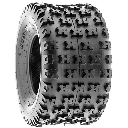 SunF Knobby Sport ATV Tires 21x7-10 & 20x11-9 4/6 PR A031 (Complete set of 4) by SunF (Image #8)