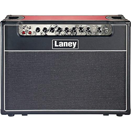 - GH50R-212 50W 2x12 Tube Guitar Combo Amp