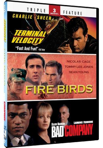 Terminal Velocity & Fire Birds + Bad Company - TF