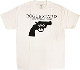 DTA RS Gun Club T-Shirt White Black