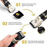 Ceenwes Cordless Pet Grooming Clippers Professional
