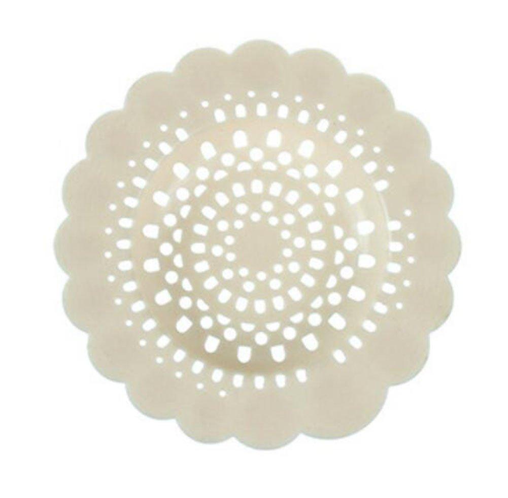 Jungen protezioni di scarico lavandino filtro per cucina e bagno in materiale 12.3 x 12.3 x 0.2 cm Blue
