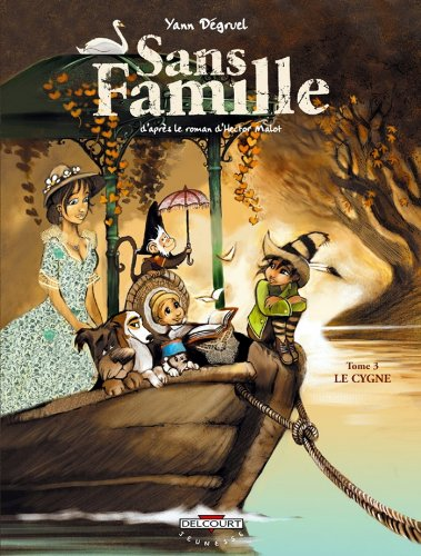 Sans famille T03: Le Cygne (French Edition)