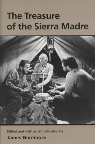 The Treasure of the Sierra Madre (Wisconsin / Warner Bros. Screenplay Series) by John Huston (2002-10-10)