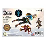 The Legend of Zelda, 6 Pack, Princess Zelda Tech