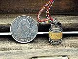 Betterdecor Feng Shui Tibetan Buddhist Prayer Wheel with Tibet Mantra Pendant for Protection