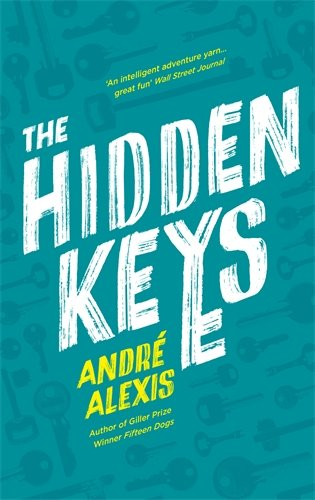 book cover of The Hidden Keys