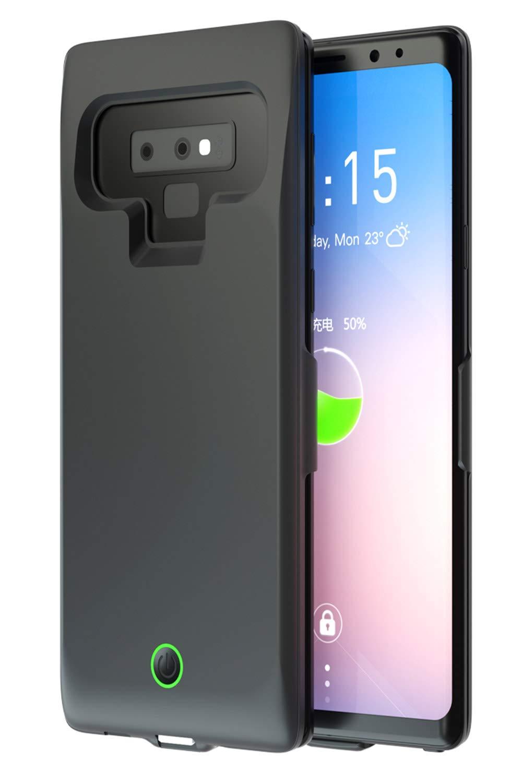 Funda Con Bateria De 6500mah Para Samsung Galaxy Note 9 Femkeva [7h6dyy8d]