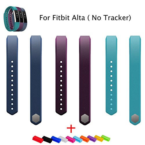 Humenn Fitbit Adjustable Replacement Tracker
