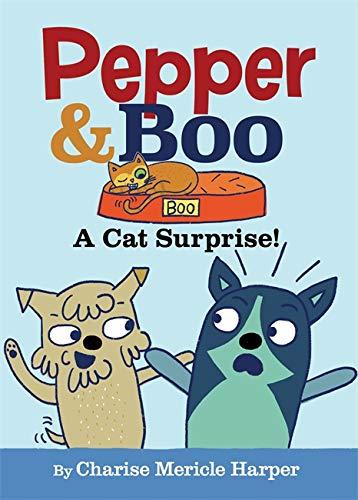 Book Cover: Pepper & Boo: A Cat Surprise!