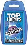TOP Trumps - Creatures The Deep! Perfect Indoors, Travelling, Camping Holidays