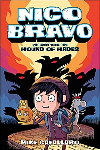 Amazon com: Nico Bravo and the Hound of Hades (9781626727519