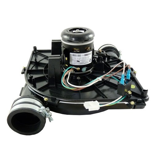 320725-757 - Carrier Furnace Draft Inducer/Exhaust Vent Venter Motor - OEM Replacement