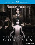 Project Itoh: The Empire of Corpses [Blu-ray + DVD]