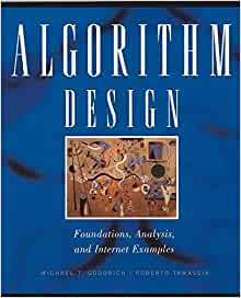 algorithm design foundations analysis and internet examples pdf free download