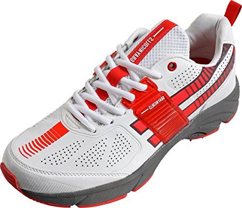GRAY-NICOLLS GN1000professionale Batting lettori Lace Up scarpe da ginnastica