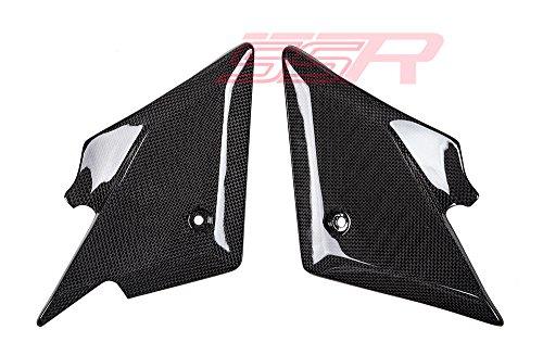 (2004+) Suzuki SV650 SV650S SV650F SV650A ABS SV650SF SV1000 SV1000 SV1000SZ Carbon Fiber Fibre Side Frame Panel Cover Fairings