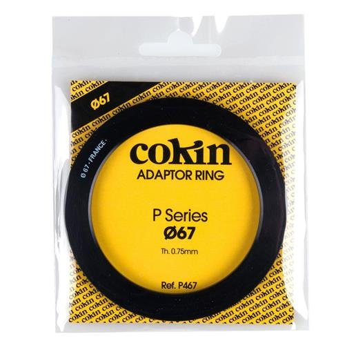 Cokin P467 Adapter Ring, Series P, 67FD by Cokin