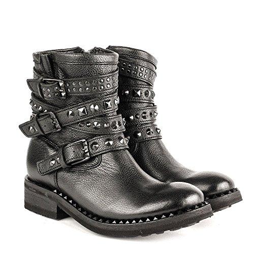 Ash Chaussures Tatoo Bottines Noir Femme Noir nj7J5l3