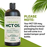 Organic MCT Oil for Morning Coffee - Best MCT Oil