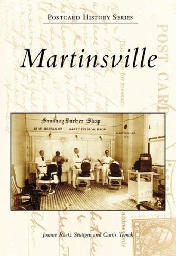 Martinsville (IN) (Postcard History Series) PDF
