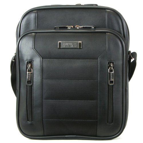 Kenneth Cole Reaction Luggage Night And Day Bag, Black, One - Cole Bag Reaction Kenneth