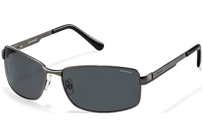 Polaroid - Gafas de sol Rectangulares P4416 para hombre