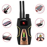 Anti-spy Signal Detector GPS Signal Detector RF Signal Detector for Hidden Camera GSM Listening Device Finder Radio Scanner CDMA Wireless Signal Alarm