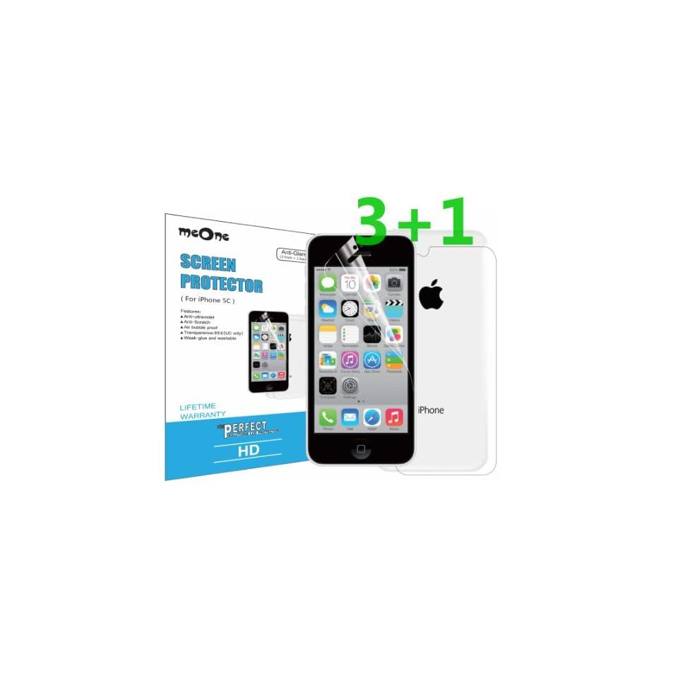 meOne iPhone 6S, iPhone 6 Screen Protector  Anti Glare, Anti Fingerprint, Anti Scratch (Matte) [5 pack]